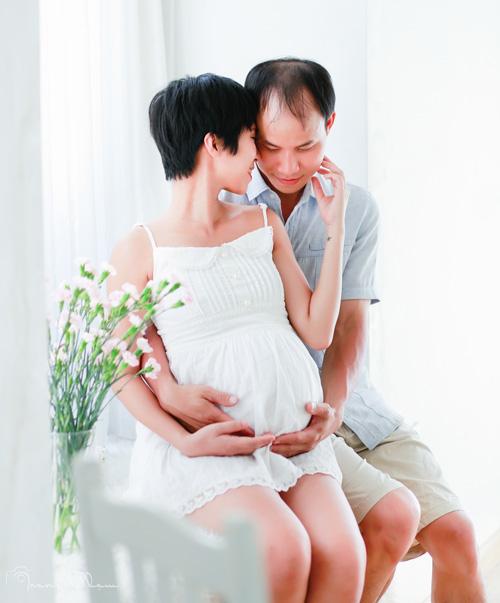 xét nghiệm ADN xác định cha con trước khi sinh